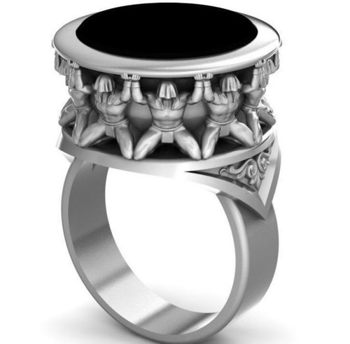 The Ring to Honor Our Ancestors