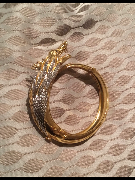 The Jade Empress Dragon Bracelet