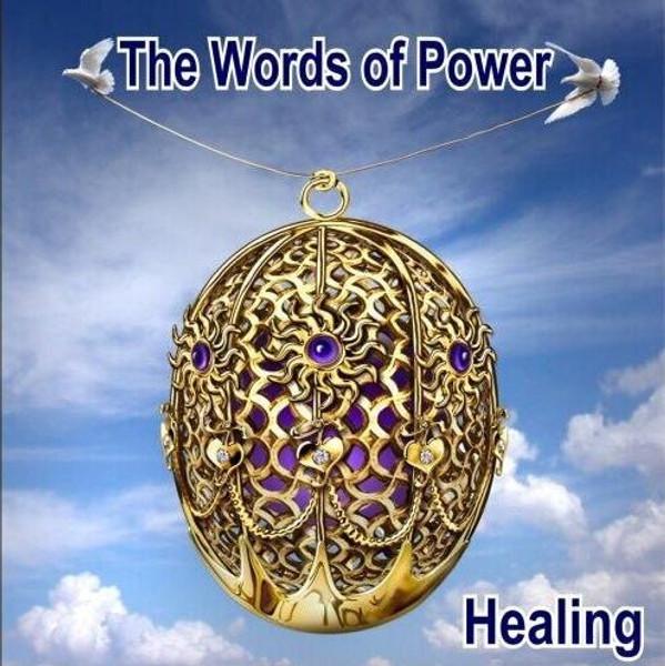 The Words of Power Healing - Audio Download