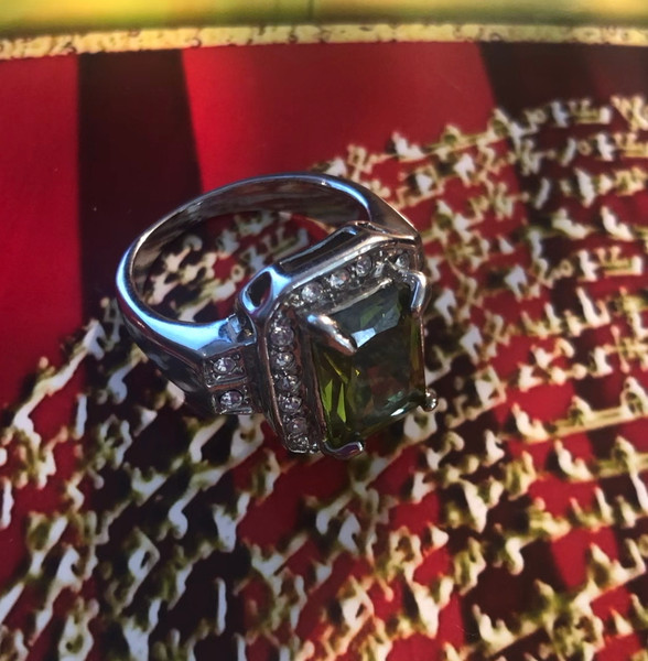 Ring of Goddess Hera