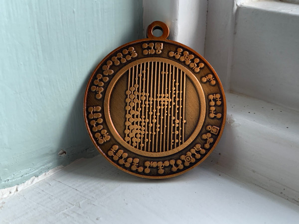 The Attunement Amplifier Medallion