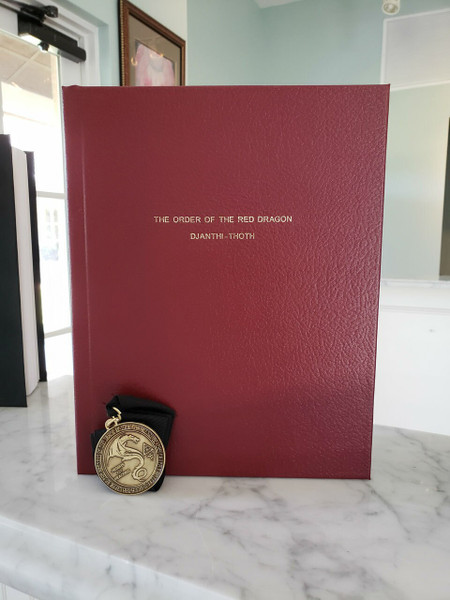 The Order of the Red Dragon (SAMPLE)