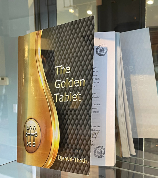 The Golden Tablet - Master's Personal Copy