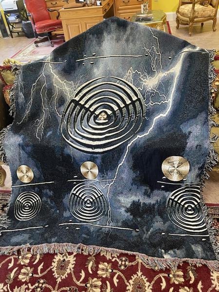 The Asteronium Blanket Series - The Language of Light Blanket