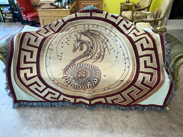The Asteronium Blanket Series - The Jade Emperor Blanket