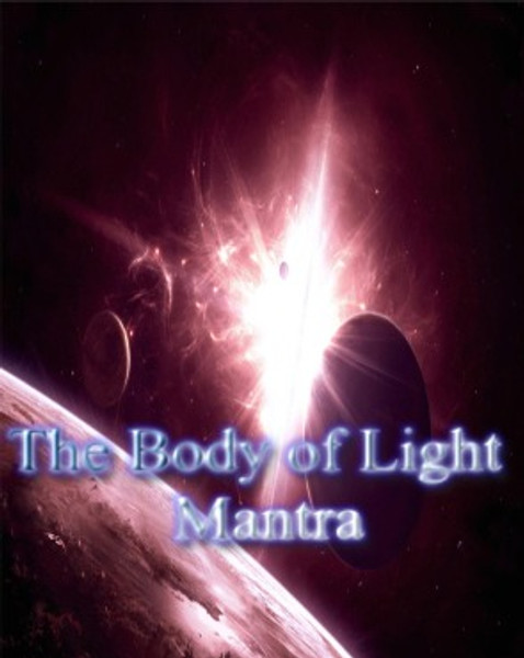 """The Body of Light Mantra raises the overall vibration of the physical body. It also increased the amount of light that the physical body may hold.  By regularly chanting the mantra, many mystics believe that at the moment of one's so called death, one would undergo the """"perfect death"""" and be able to etherealize the physical body. The student would then immediately function in the Body of Light without any break in consciousness.  For the power of the mantra to be effective, they believe that one would have to tread the spiritual path with sincerity, honesty, and purity of heart. There are a large number of powerful spiritual experiences associated with the use of this mantra. Most of these experiences related to the visualization of light beings, kundalini surges, and powerful movements of light within the body of the user.  According to legend, memorizing the body of light mantra causes changes within the mind and body of the user. The culmination of these changes is the creation of the human body of light.     The Body of Light Mantra:     JAGAD BUMI ALAM KABEH  SUMUSUPA MARANG BADAN  BADAN SUMUSUPA MARANG BUDI  BUDI SUMUSUPA MARANG NYAWA  NYAWA SUMUSUPA MARANG RAHSA  RAHSA SUMUSUPA MARANG CAYHA  CAYHA SUMUSPA MARANG ATMA  ATMA SUMUSPA MARANG DAT  DAT SUMUSPA MARANG INSUNG  INSUNG JUMENING PRABADHI  TAMPA TAMBANGAN TAMPA LAWANAN  ANA ING KALARATINGSUN  KANG MAHAMULYA MAHASUCI  SIEATI SOKO ING KONDRATINGSUN"""