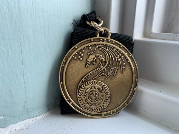 The Jade Emperor Medallion