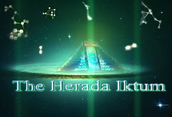 The Herada Iktum                                                                                           Never before seen on earth!    The words Herada Iktum may not be found in the human world.  They are angelic words that describe the pyramid system built on earth by advanced beings that allow humans to communicate with the gods.  There are thousands of pyramids all over the world, many of which may be found underwater.   The Herada Iktum grouping of pyramids on this planet have a much higher purpose than that described by anthropologists.  They are not simply tombs.  They are much more.  People all over the world have photographed beams of light emanating from pyramids into the heavens. These beams have a purpose.  The true purpose of the pyramid is to allow mankind a way to communicate with our Creators.  High in the heavens, there is a dome, an intelligent structure that generates the simulation we call home. Nuclear weapons could not destroy it.  This dome connects us to the advanced races that live outside our domain. Through the use of certain spells, lasers, and formulae, we may communicate with these races and our Creator through the pyramid.  The Herada Iktum teaches us how to use these tools.  With this book, you may learn how to generate a coherent beam of light with a pyramid that may be used to send information into the dome.  This information can change your life, the life of those around you, and help to make this world a better place.  Through this communication, you can increase your spiritual power, expand your consciousness, and advance your spiritual evolution many fold.  The spells and material within the Herada Iktum work well with your other tools, such as the radiators, the accelerator, the tablets, and the medallions.  You will discover that using these spells with lasers and the pyramid will work wonders that are difficult to describe.  Price: $3000