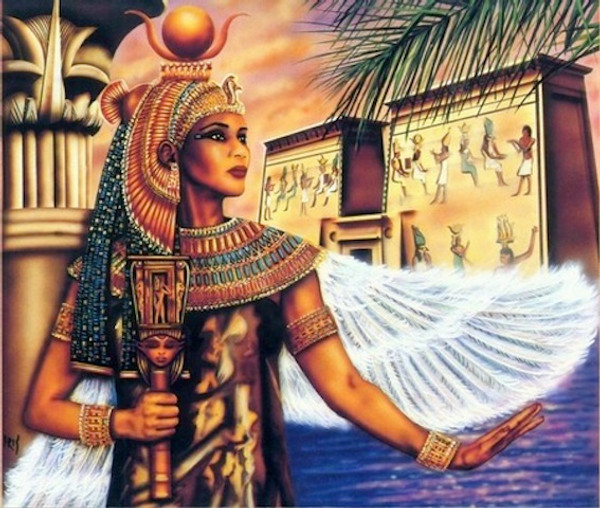 The Invocation for the Goddess Isis        The Goddess Isis is the feminine archetype for creation; She is the Goddess of fertility, motherhood, magic, harvest, dreams, divination, perspective, love, faithfulness, spirituality and destiny. She has gone by many names and played many roles in history and mythology - as Goddess and Female Creator. Over time, Isis had absorbed the attributes of all the great primitive Goddesses.    Her name literally means Queen of the Throne. Her original headdress was an empty throne chair belonging to her husband, Osiris. As the personification of the throne, she was an important source of the Pharaoh's power. The pharaoh was depicted as her child, who sat on the throne she provided.    Isis was venerated first in Egypt - the only goddess worshiped by all Egyptians alike, and whose influence was so widespread that she has become known as Queen of Heaven. The Goddess Isis spent time among Her people. She taught humankind the basic skills necessary to build civilizations. She has many gifts to share with modern women. The Goddess Isis embodies the strengths of the feminine, the capacity to feel deeply about relationships, the act of creation, and the source of sustenance and protection.     To call upon her is to receive the power, wisdom and compassion of one of the most worshipped deities of all time. This invocation will call her into your life. First build a relationship with her before asking for things. To encourage visionary dreams from Her, put some rose petals under your pillow before going to bed, and burn some myrrh or jasmine incense. Keep a dream diary handy, and write your down what you experienced. Remember She is a Goddess. Be Respectful. Here is the Invocation:        Abymalondava…     O Isis, Beautiful in All Thy Names,     I call Thee with the breath of my body,     I call Thee with the beat of my heart,     I call Thee with the pulse of my life,     I call Thee with the words of my mouth,     I call Thee with the th