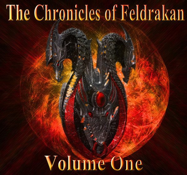 The Chronicles of Feldrakan      The Dragon Feldrakan is one of the most famous of all the celestial immortals.  He has lived for thousands of years and he is more powerful than all our superheroes combined.  But he did not begin his life as a powerful entity. A very long time ago, Feldrakan was a child. His family lived in peace and harmony among their clan. They farmed, they bred, they created.      Then, one day, all of that changed.  A horde of hydra spiders descended upon their world and took the clan by surprise.  Under the control of a very powerful mage, the clan was taken into slavery and forced to perform psionic labor.      Feldrakan didn't know what happened to his people, or his family.  He labored under the yoke of the magus for years, until he could master enough power to free himself.     This is a resonance text.  It is very advanced. As you read and scan these pages, you will connect in consciousness and power with the Dragon Feldrakan.  We begin when he is just a child.        As you scan this work, you help him to mature and escape his captors.  As you help him, you also help your own consciousness grow and expand. Look at the letters, focus on each one slowly.  You will feel a transfer of power and force flow into your being. Each chapter brings a new opportunity for growth.  He will enter into your dreams.  He will share consciousness with you.  As he grows, you grow.  As he learns to free himself, you will gain freedom from the oppression of your own programming.       We rise together.     Price: 19.95