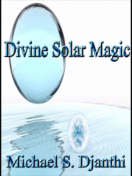 Divine Solar Magic Book - E-Book     The concept of communicating with a celestial body as large and powerful as our Sun is a foreign notion to most.  In our solar work however, we have discovered that it is indeed possible to develop a personal relationship with the Sun. The Sun is 93 million miles away from the Earth, but it can instantly communicate with humans who display advanced levels of consciousness.  This communication takes the form of discrete and personal blinking patterns, audio responses, spinning, and movements in the sky.   We have found that each of these communications are personal to the adept.  We can often tell simply by looking at the blinking pattern and listening to the audio response which adept elicited the response. The communication is that personal. We have over 1600 members in our Solar Rejuvenation group, but fewer than one third of the members have acquired a solar book or tool.  Divine Solar Magic is a new book that will teach budding solar practitioners how to properly communicate with the Sun.  This book also teaches you how to get the Sun to blink and respond to you personally. Thus far, we have had 28 verified cases of Solar Adepts achieving this phenomenal state of consciousness.  One Adept has been able to manifest five blinking Suns in the sky and video tape the even.  This book will also explain what each of the various solar manifestations mean and how to extend your solar work once you get the Sun to respond to you.  This book is a must have for the serious solar practitioner.      This E-Book is Password Protected. No Printing or Copying is permitted.    Price: $400