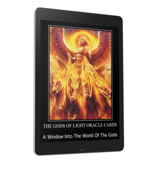 The Gods of Light Oracle Cards