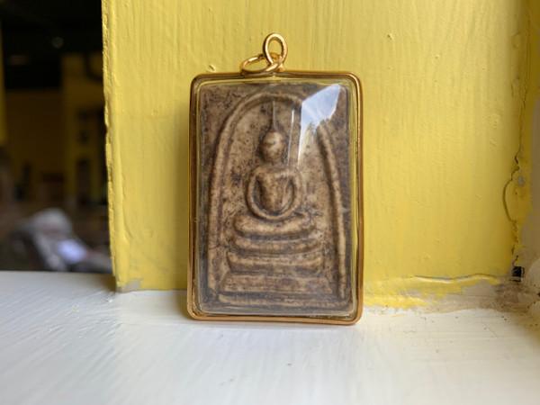 Meditation Buddha Amulet