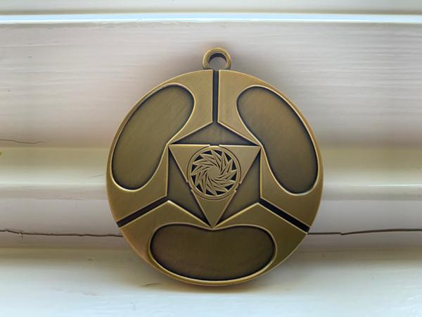The Healing Spell Amplifier Medallion