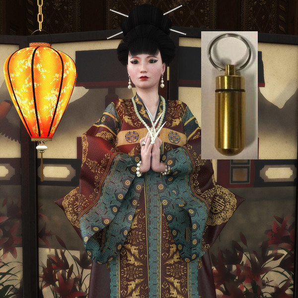 The Heavenly Body Stone: The Jade Empress