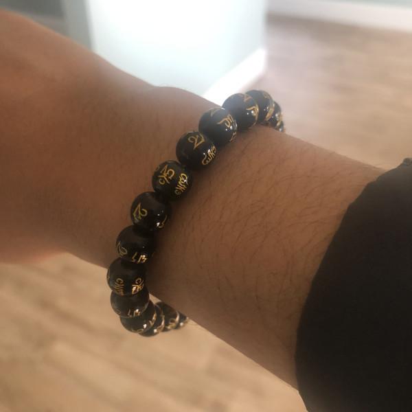 Solar Charm Bracelet (single)