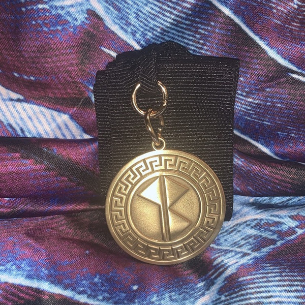 The Prometheus Medallion