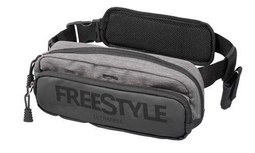 Spro Freestyle Ultrafree BeltBag has been designed to fit like a belt around the waist. This allows the upper body to have free movement. Therefore, you have the freedom to explore your surroundings in comfort.