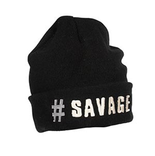 Savage Gear #SAVAGE Beanie
