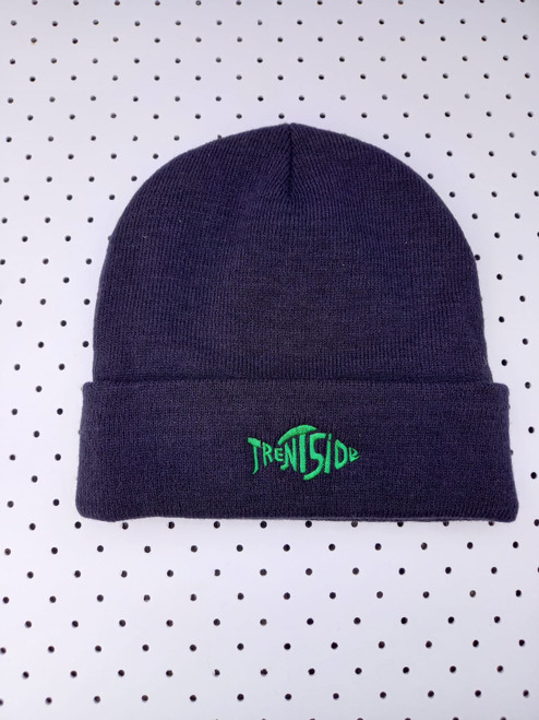 Our exclusive Trentside Beanie Hat is comfortable, warm and stylish: just what you need for a cold winters day on the bank or even for an every day urban lifestyle.