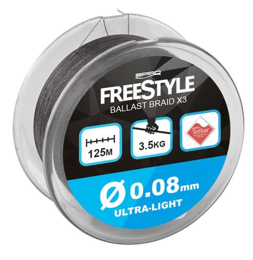 Spro Freestyle Ballast Braid