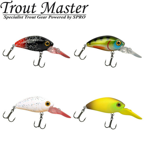 Spro Troutmaster Mini Crank LL30
