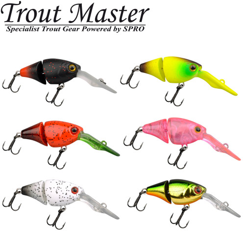 Spro Troutmaster Joint Crank 35