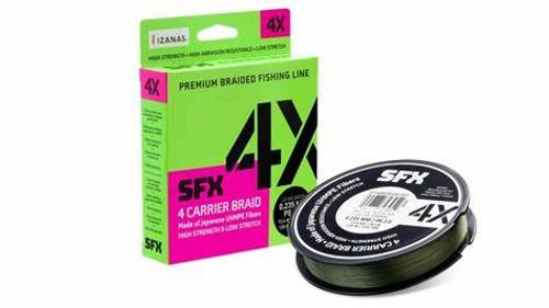 Sufix SFX 4X Braid