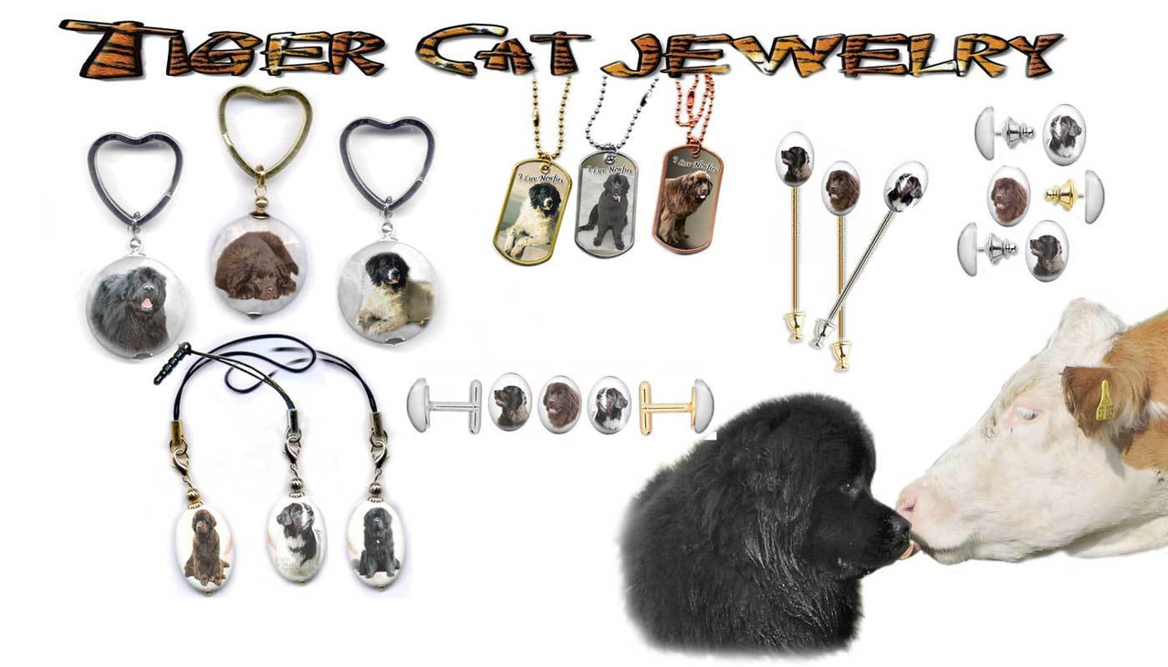 Newfoundland Dog Gift Collection