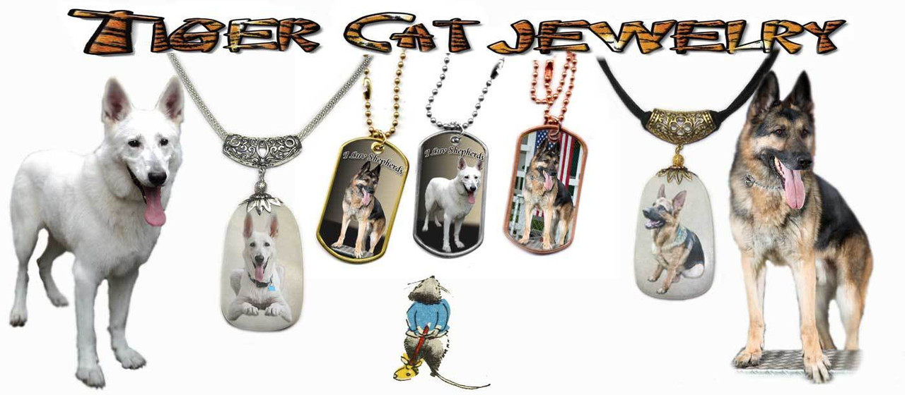 German Shepherd Dog Tags