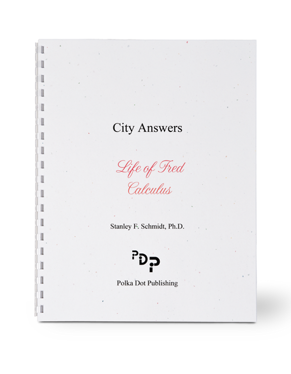 City Answers:  Calculus
