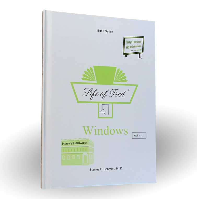 Life of Fred: Windows