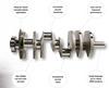 "K1 Technologies 4.100"" Crankshaft | 24x Reluctor"