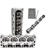 PRC LS1/LS2 Cathedral Port 15 Degree 225cc AS CAST (NON PORTED) Heads & TSP Cam Package | Outright
