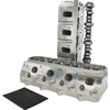 """PRC 4.00+"""" Bore LS3 Port 13 Degree 6-Bolt 255cc CNC Heads & TSP Cam Package   Outright"""