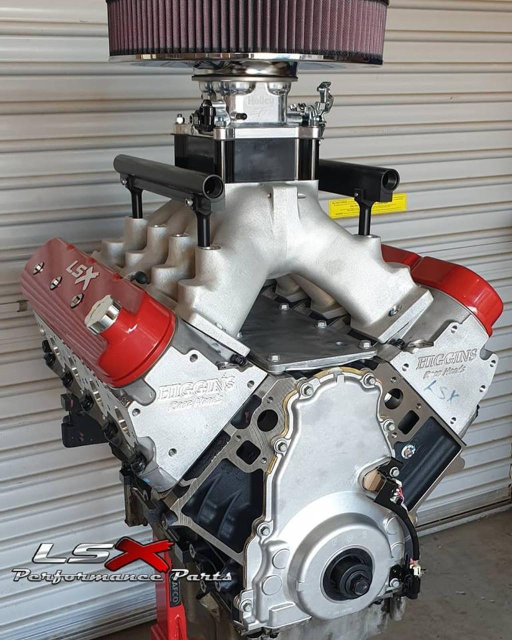 Higgins Race Heads HRD LS3 Port | Intake Manifold | EFI Intake