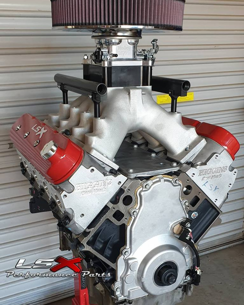 Higgins Race Heads HRD LS3 Port | Intake Manifold | Carb Intake