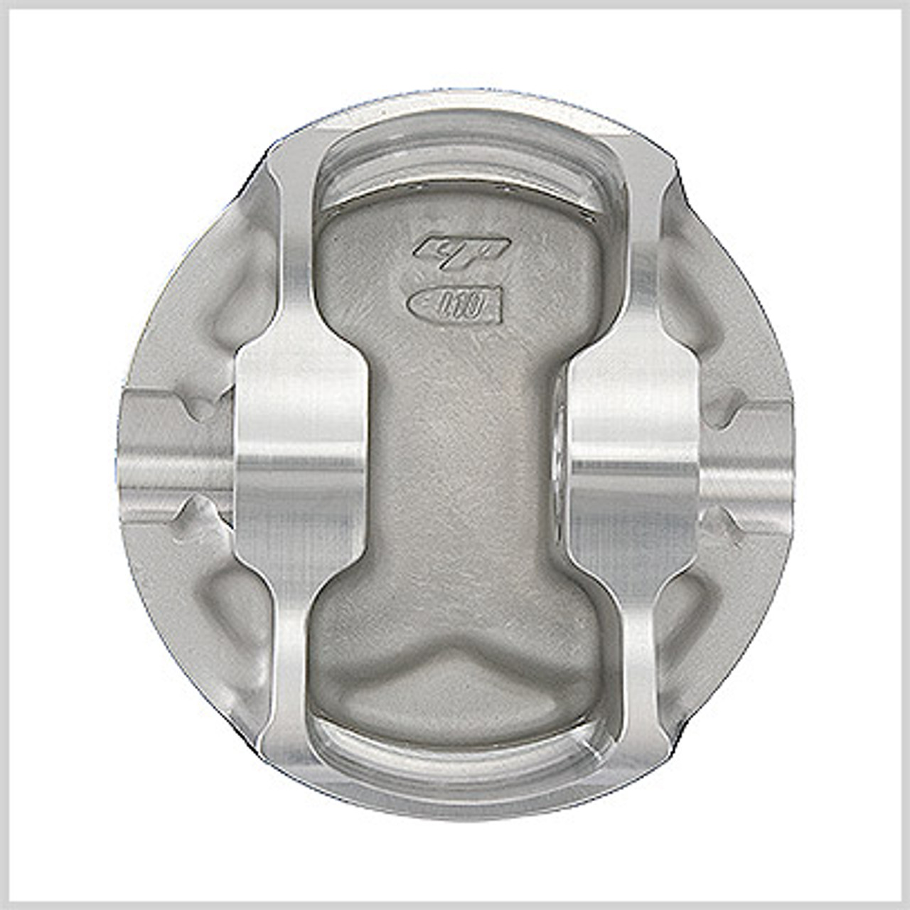 "Carillo CP Bullet LS 4.070"" Pistons Set   4.00"" Stroke -27.4cc Dish Top"