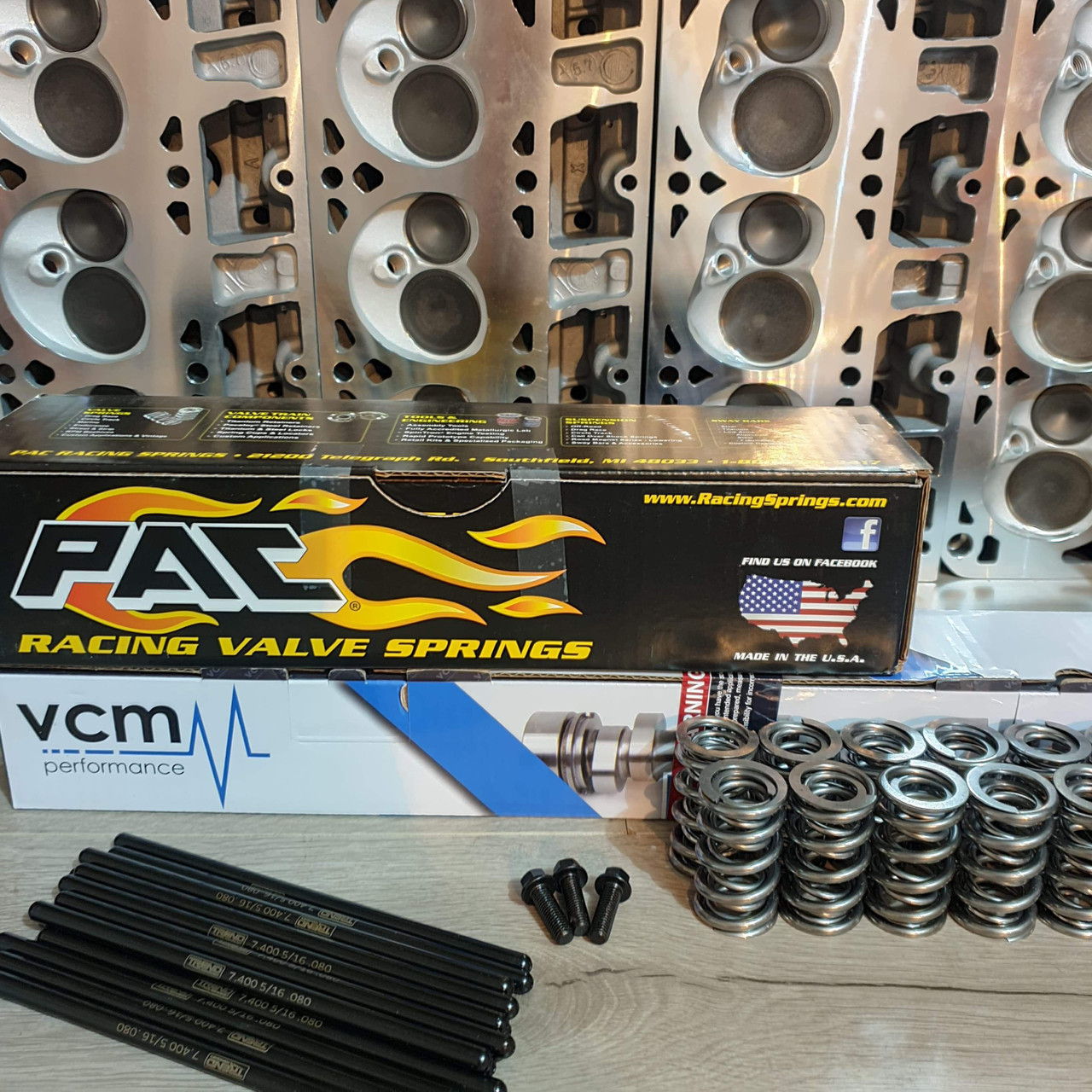 ** SALE PRICE 1 X LEFT!! ** VCM 16 Performance Camshaft Package