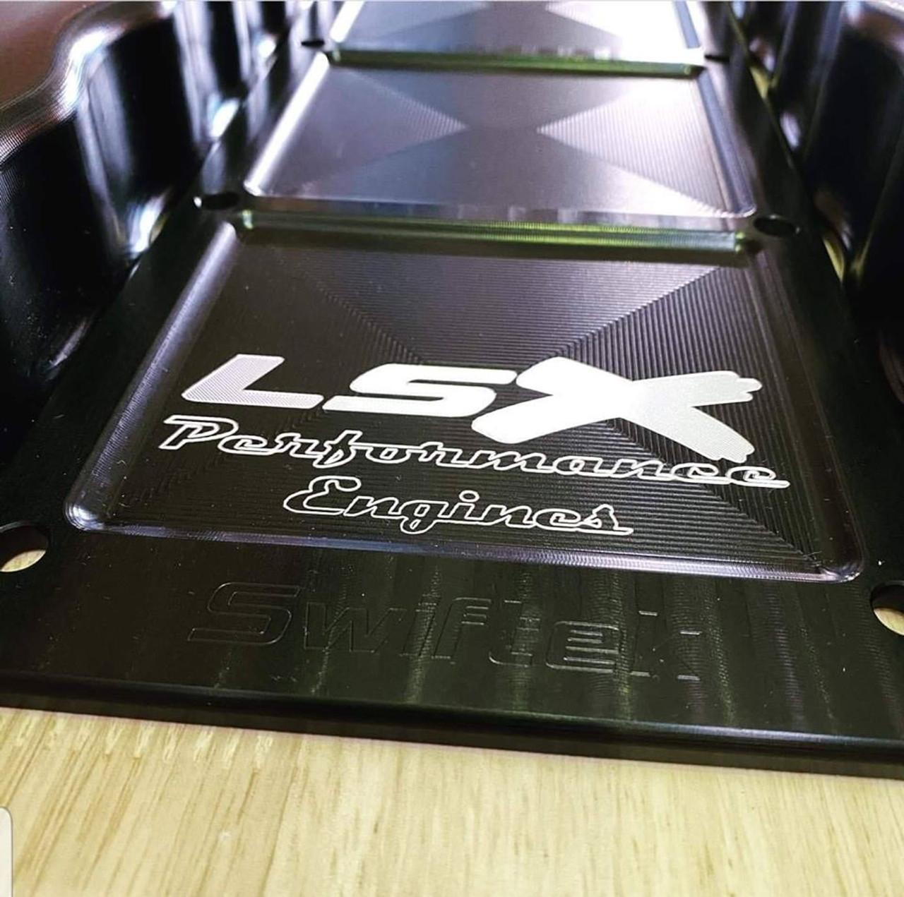 LSX Billet Valley Plate