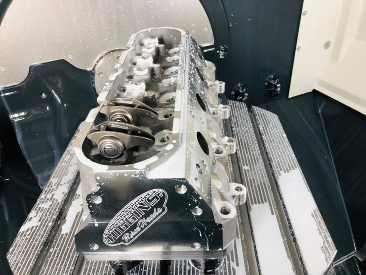 Higgins HRD LS7 Port 12 Degree 300cc Heads | Assembled