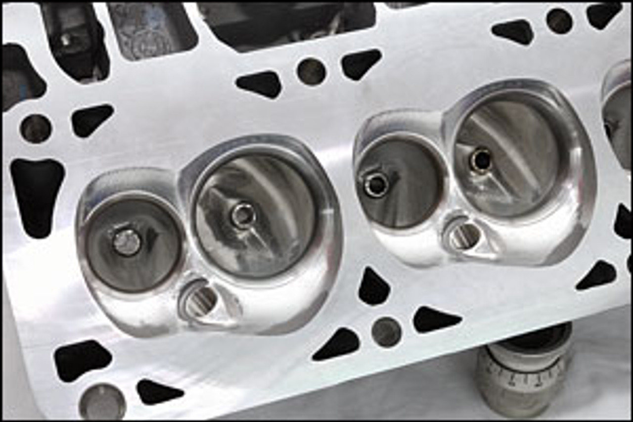 L98/LS3 Heads  *note pictures are used as illustration purposes