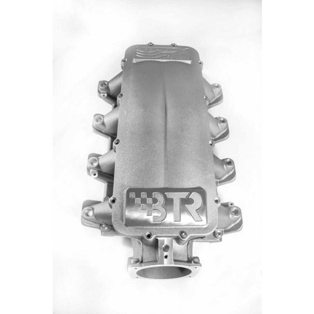BTR Equalizer 3 102mm Intake Manifold   RECTANGLE PORT   IMA-03