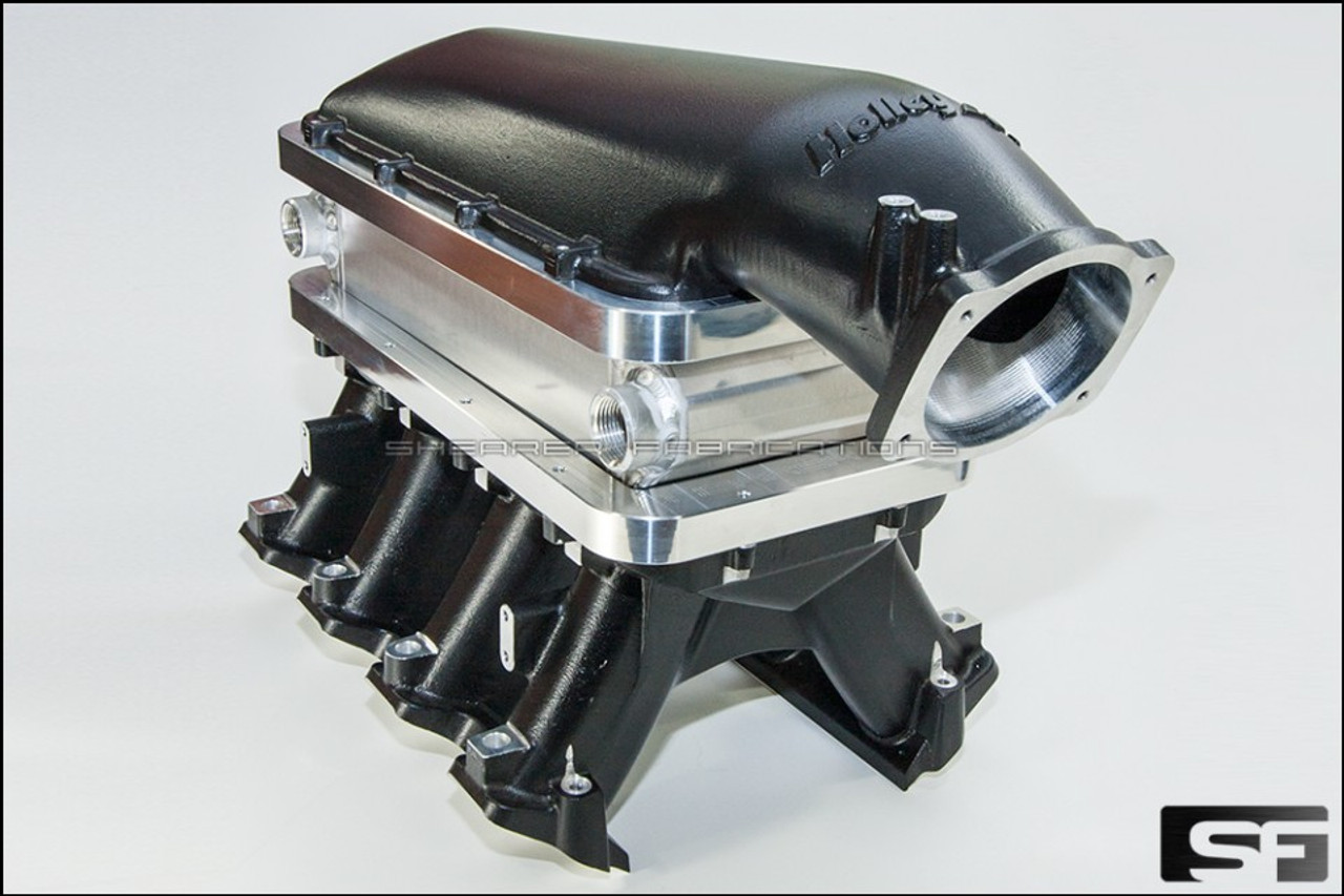 Shearer Fabrications HiRam Intercooler 2,000 HP