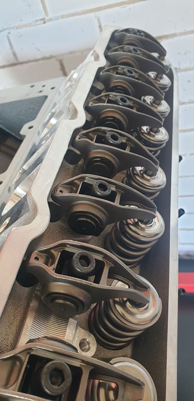 BTR LS3 Rocker Arms | Trunnion Upgrade Installed