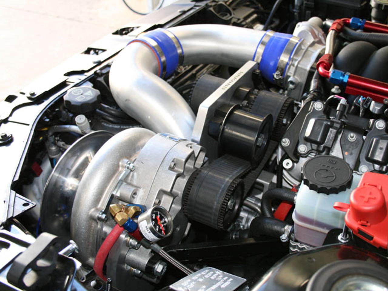 Vortech VE Ti-Trim Kit | 9psi 500 kW