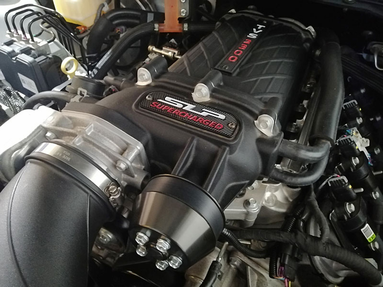 SLP Performance FDFI 2300 2.3L Supercharger Kit | VF