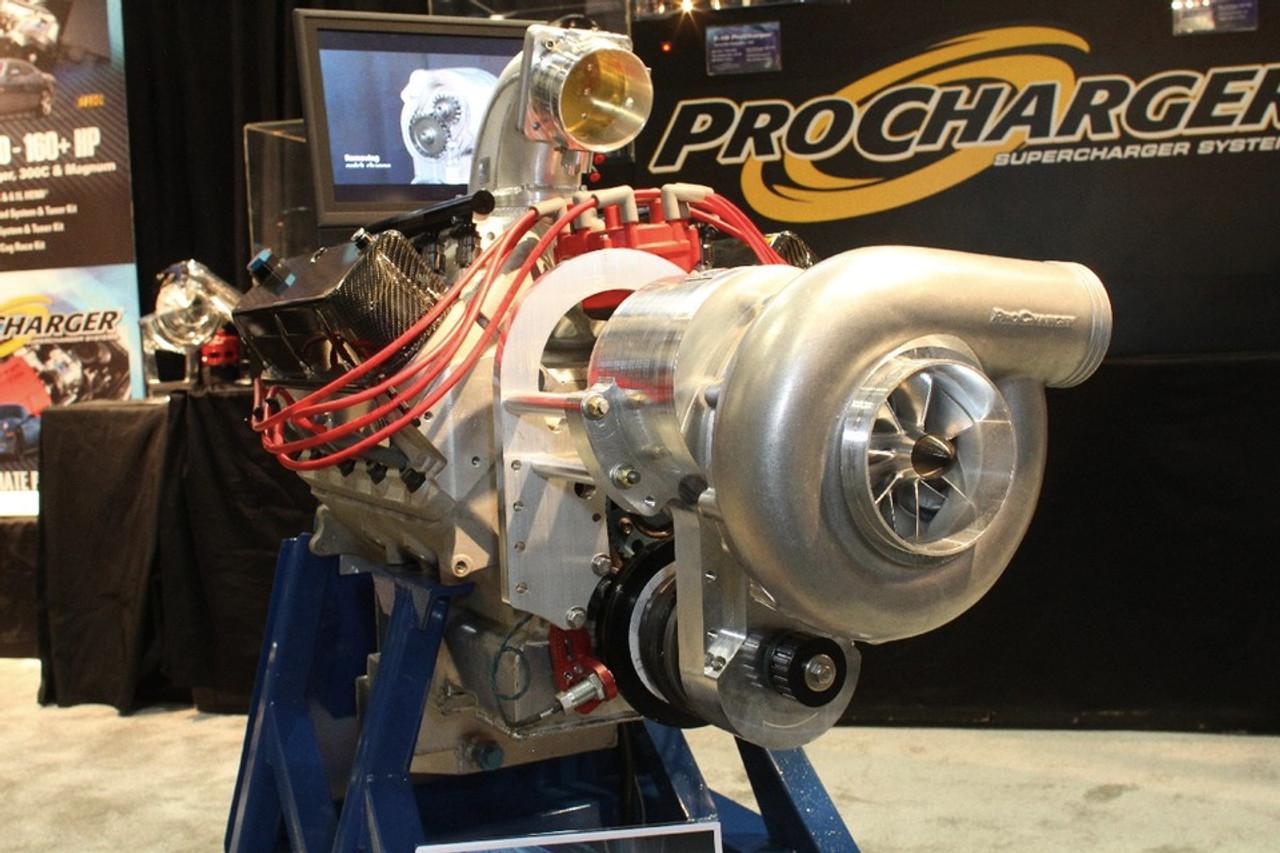 ProCharger LSX Race Supercharger F-3R-112 (F-1X-12) Head Unit