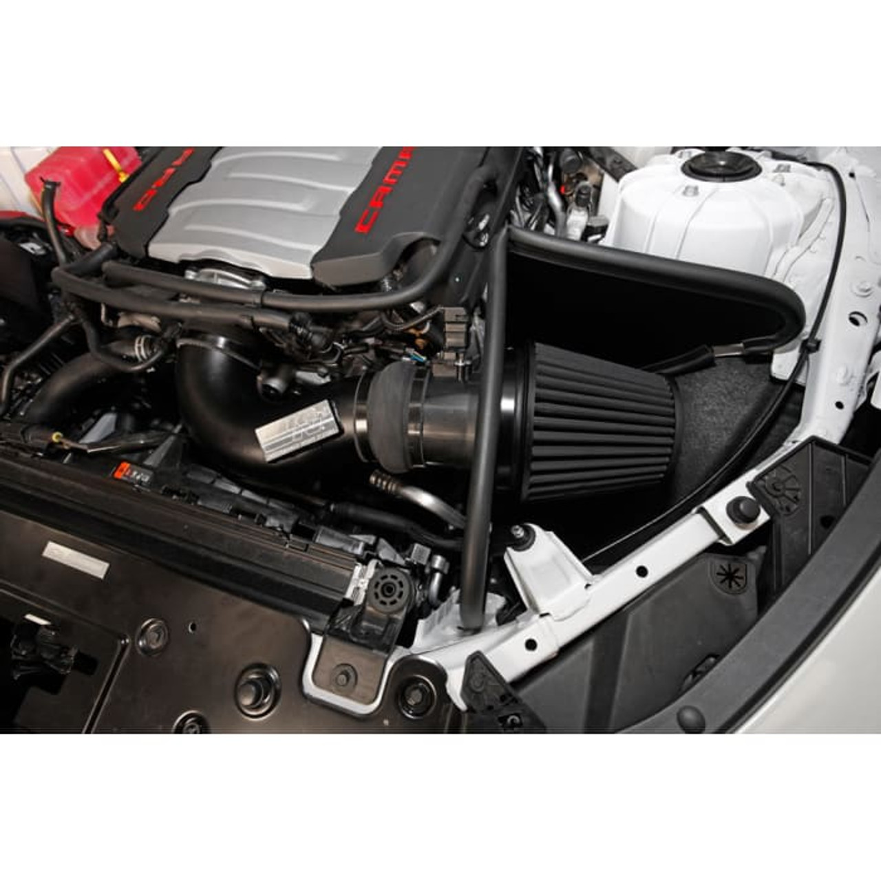 K&N Performance Black Hawk Induction Air Intake