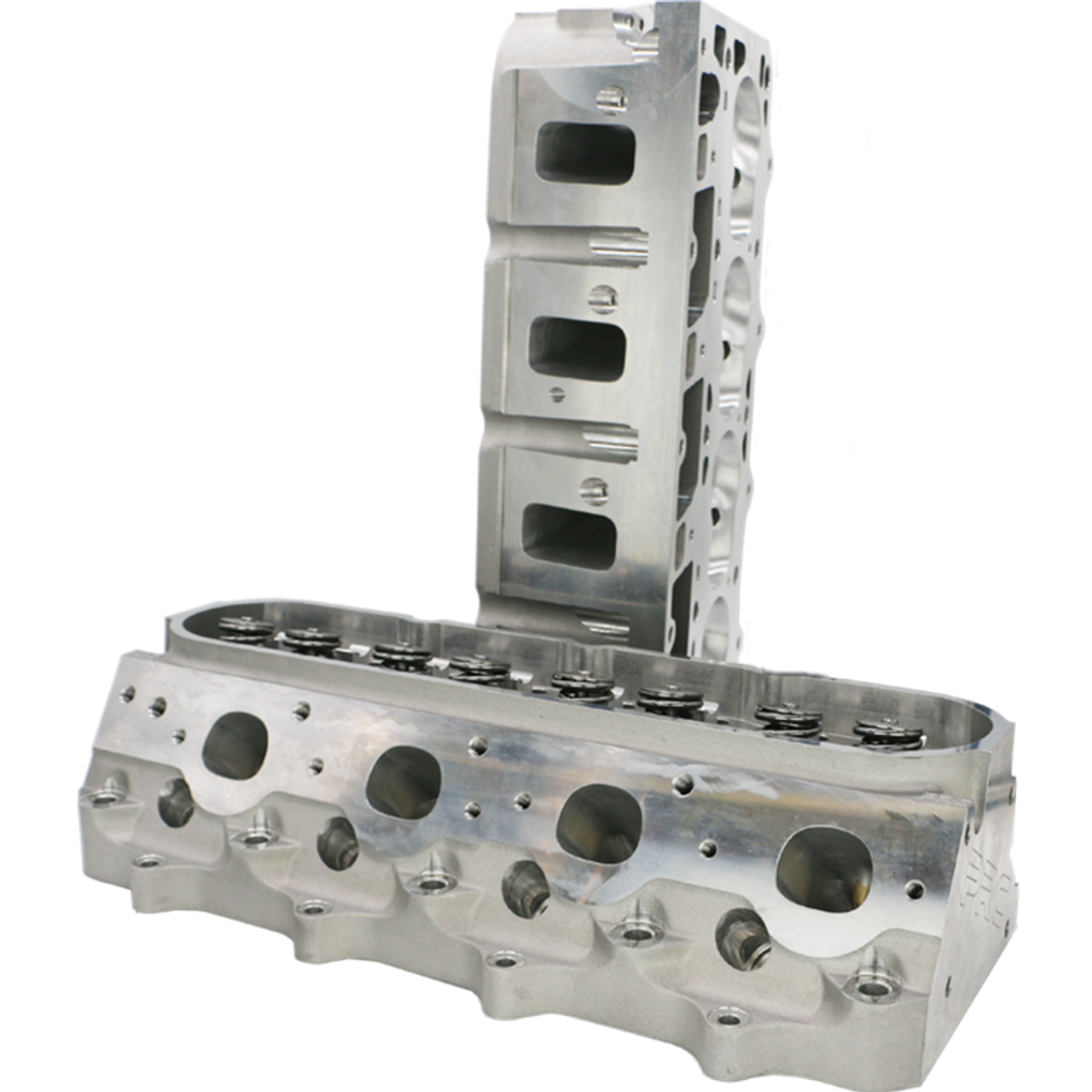 "PRC 4.00+"" Bore LS3 Port 13 Degree 6-Bolt 255cc CNC Heads & TSP Cam Package 